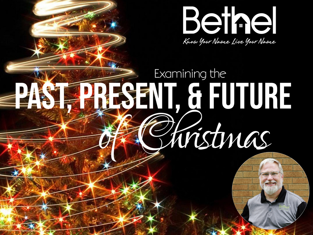 Examining the past present and future of christmas