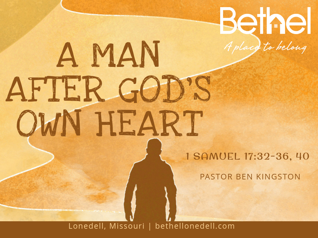 A Man After God's Own Heart