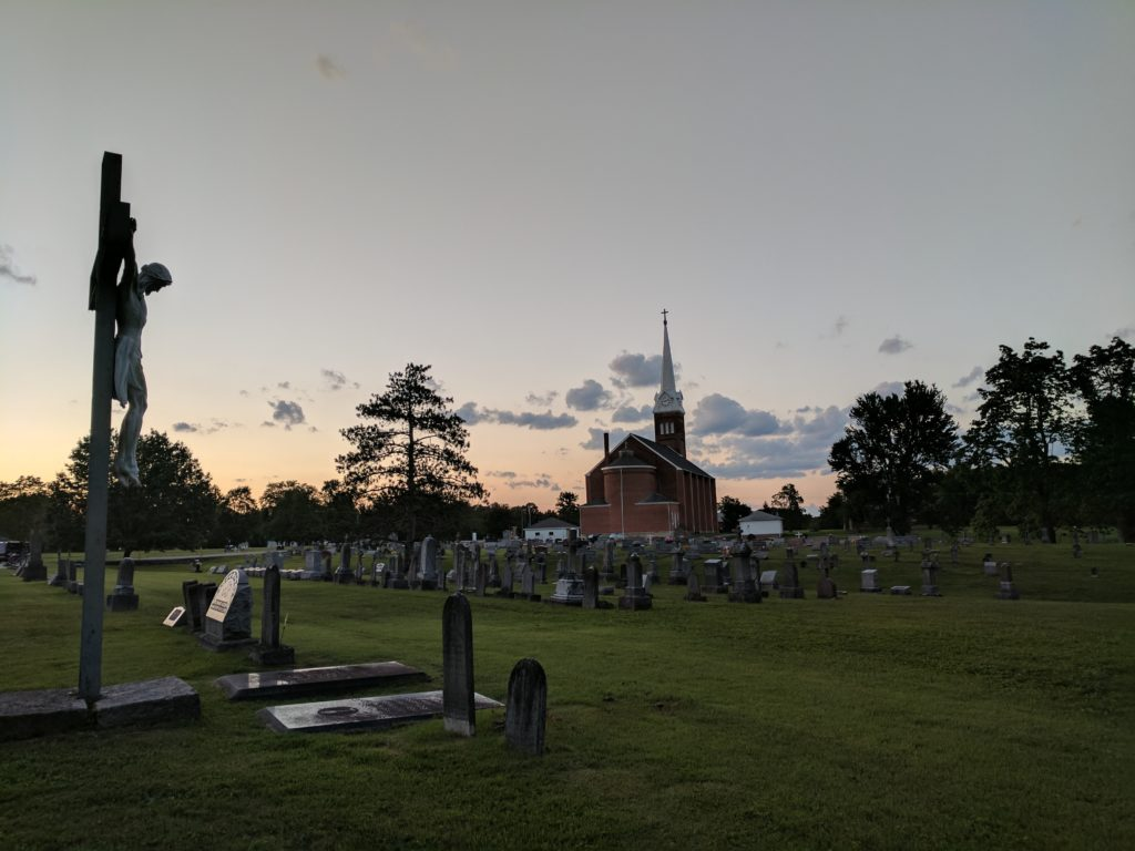 God, Country, Family, and the Grave